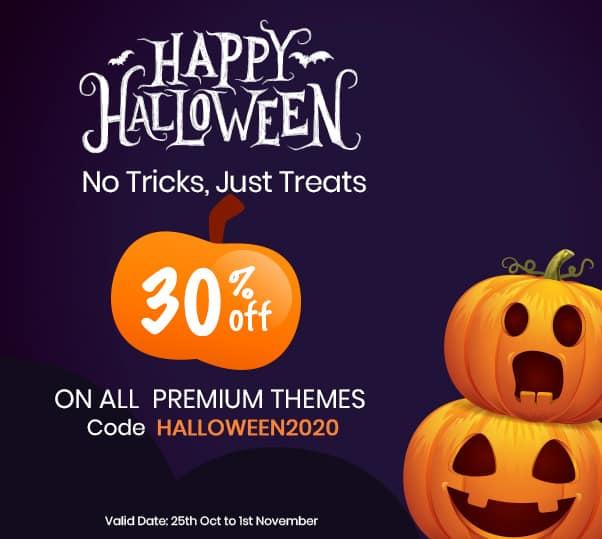 AccessPress Halloween Deals