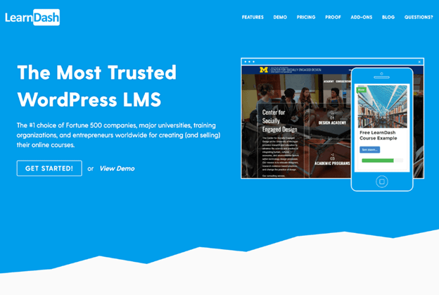 LearnDash - WordPress LMS Plugin