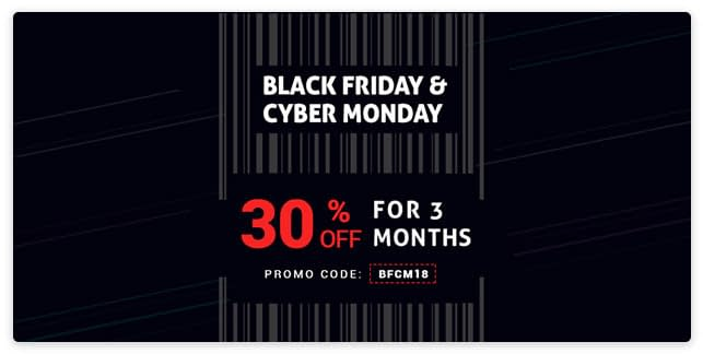 CloudWays - Black Friday and Cyber Monday WordPress Deal 2018