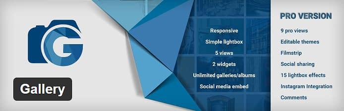 Gallery - Responsive WordPress Gallery Plugin