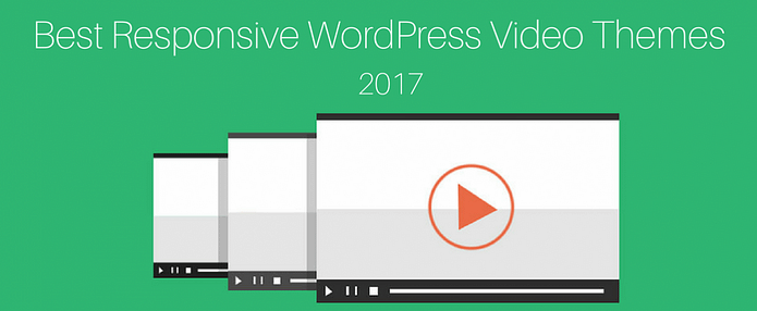 Best Responsive WordPress Video Themes