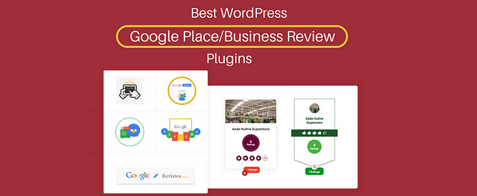 Best Premium WordPress Google Places/Business Reviews Plugins