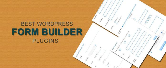 WordPress Form Builder Plugins