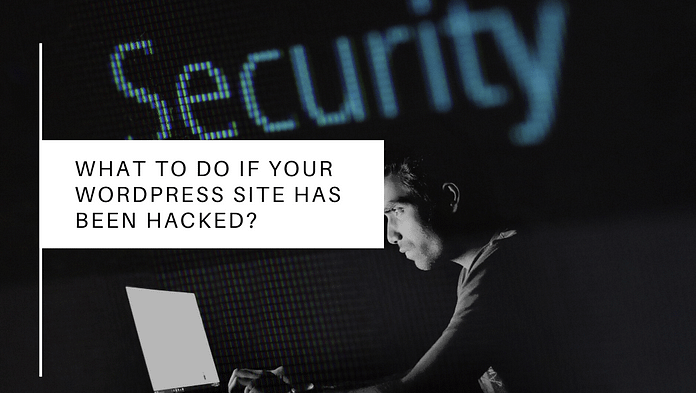 Things to do when WordPress site get Hacked