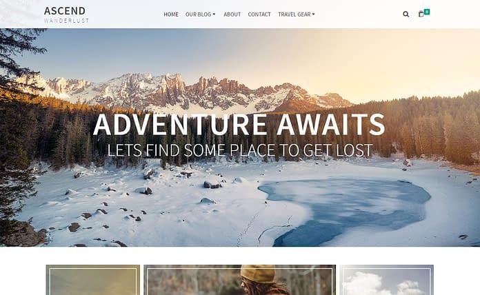 Ascend - Multipurpose WordPress Theme