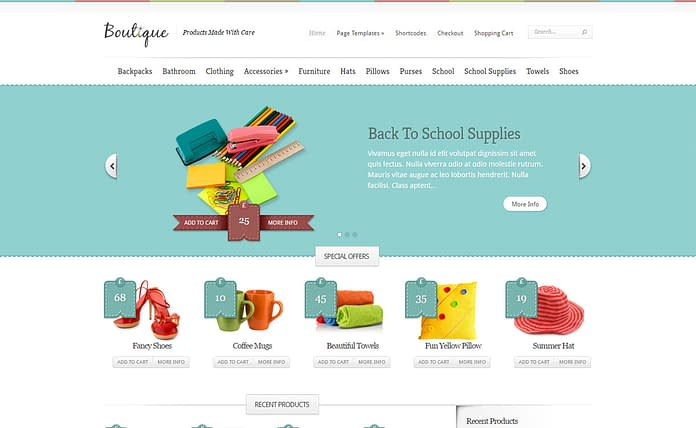 Boutique - Premium Powerful WooCommerce Theme