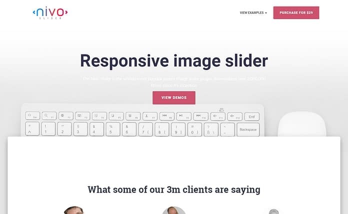 Nivo Slider - Premium WordPress Slider Plugin