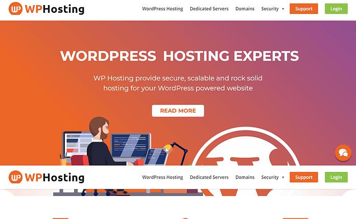 WP Hosting - Reliable WordPress Hosting Provider