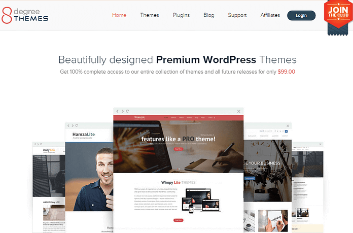 8 Degree-customization-theme-for-WordPress