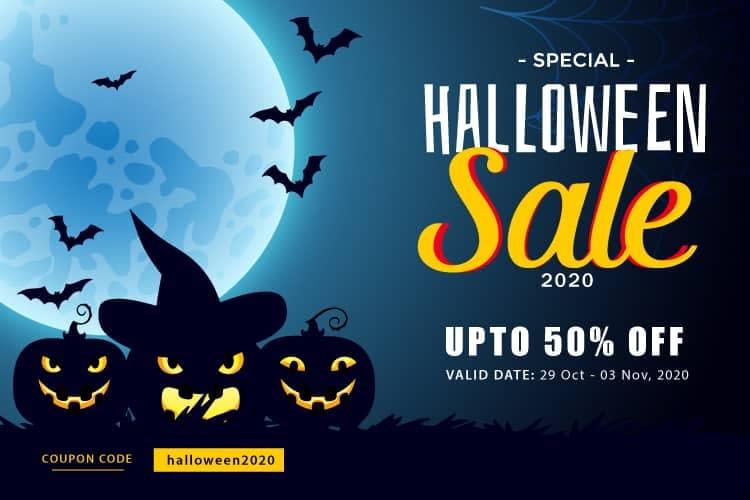 Keon Themes - Halloween Offer 2020