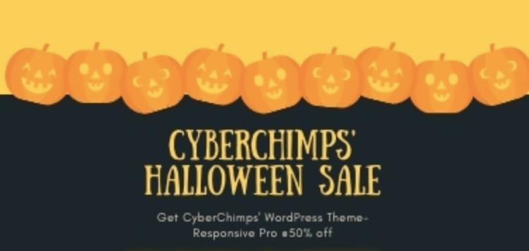 CyberChimps - Halloween Deals 2020