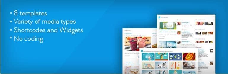 Blog Manager Light - Best Free WordPress Blog Manager Plugins