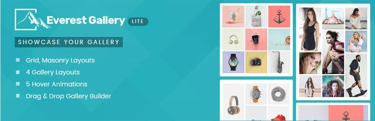 Everest Gallery Lite - Free WordPress Gallery Plugin