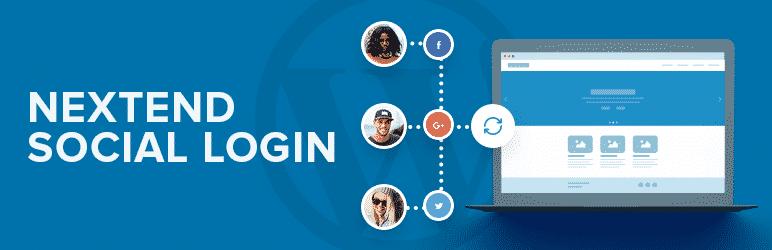 Nextend Social Login and Register