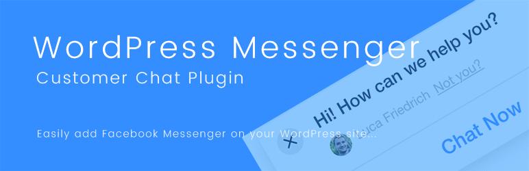 WordPress Messenger Customer Chat