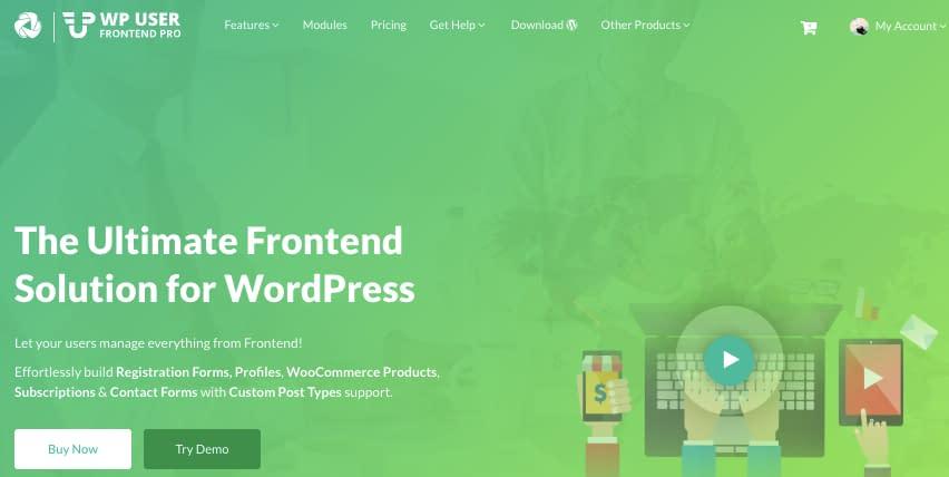 5+ Best WordPress Frontend Posting Plugins
