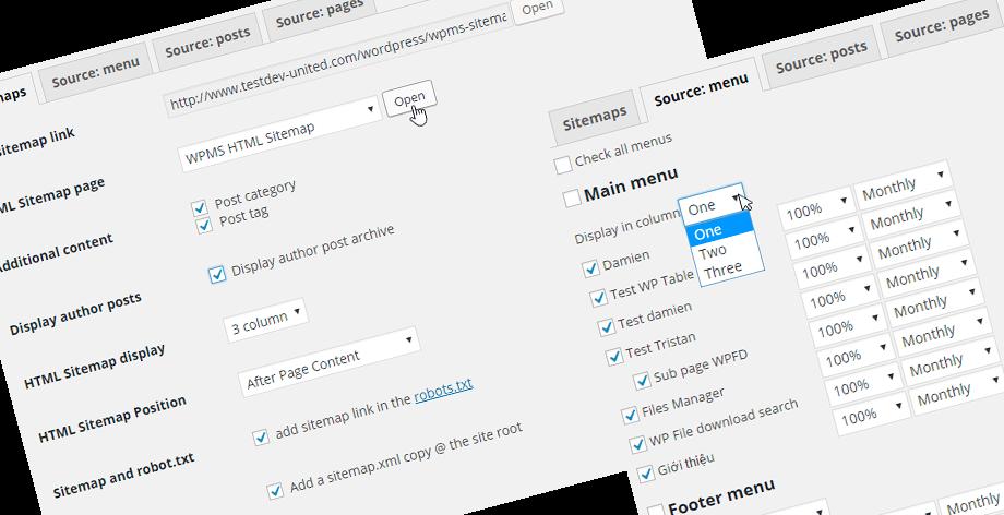 WP Meta SEO Feature - Sitemap SEO WordPress