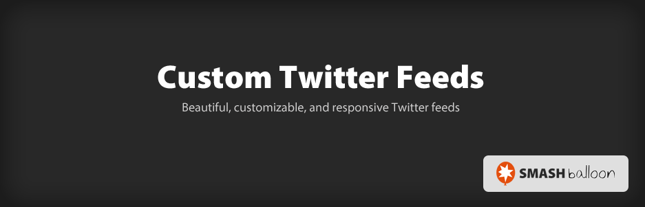 Custom Twitter Feed
