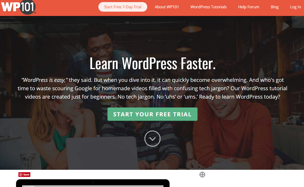 10% Off on WordPress Guides and Tutorials by WordPress 101