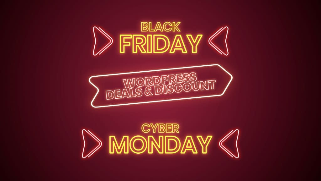Crazy Black Friday And Cyber Monday Deals On Wordpress Themes Plugins Hosting Support More Wpall Club