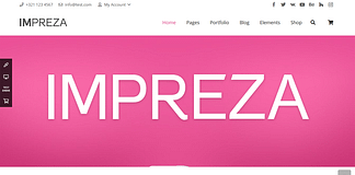 Impreza – Premium WordPress Multipurpose Theme
