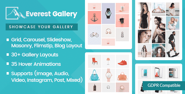 everest gallery - How to Add An Image Gallery on WordPress website? (Step by Step Guide)
