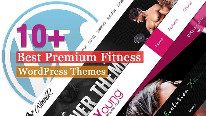 Best Premium Fitness WordPress Themes