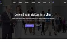 Ripple Pro- One Page Premium WordPress Theme