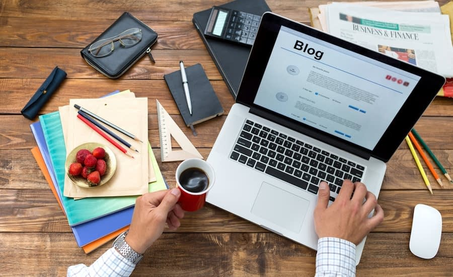 blogging for business heres everything you need to know - Off Site SEO | Factors that drive traffic to your site