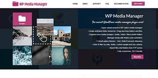 WP Media Manager - Easiest WordPress Media Manager Plugin