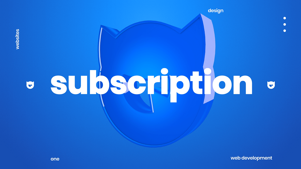 he ONE Subscription by TemplateMonster