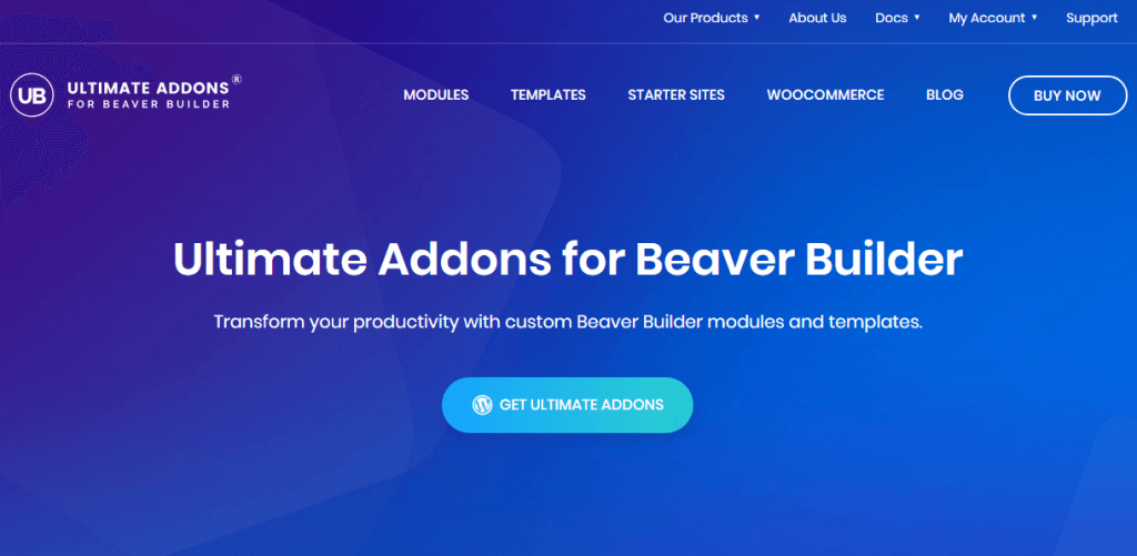 Ultimate Addons on Beaver Builder - WordPress Christmas and New Year Deals