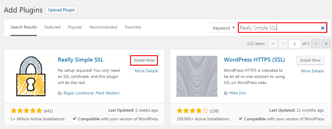 Move WordPress from HTTP to HTTPS.