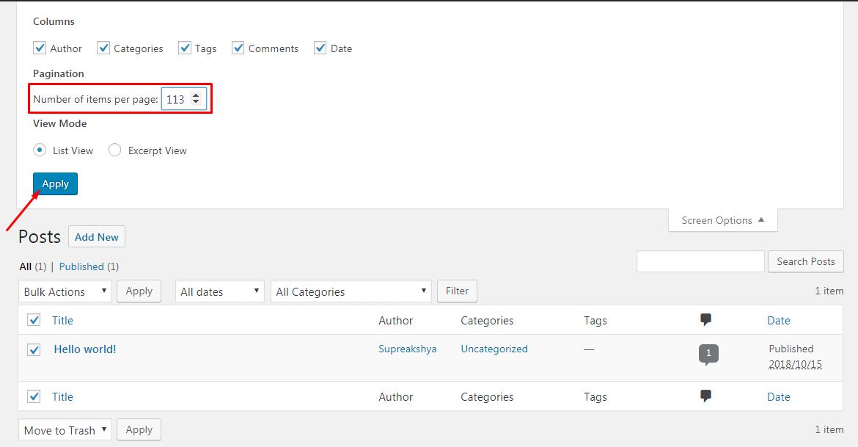 Bulk Delete WordPress Posts