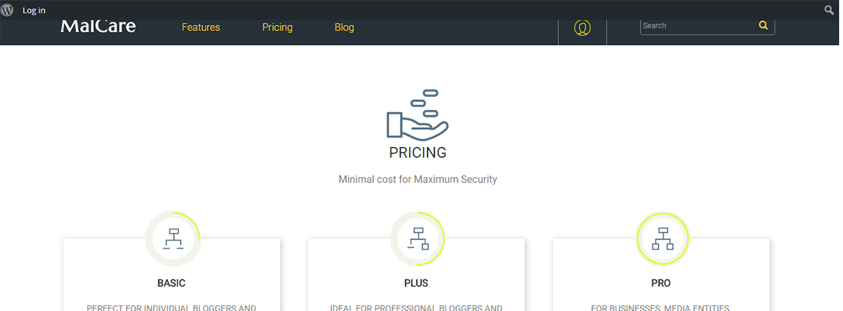 MalCare - Best WordPress Christmas and New Year Deals