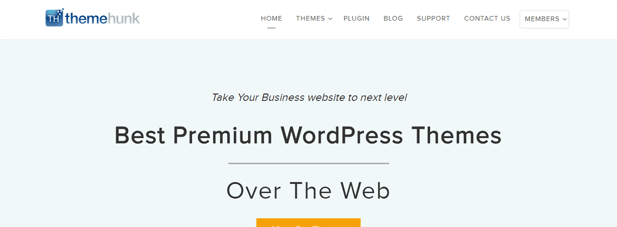 ThemeHunk - Best WordPress Christmas and New Year Deals