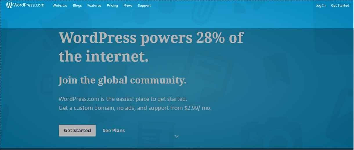 WordPress - Best Blogging Platform