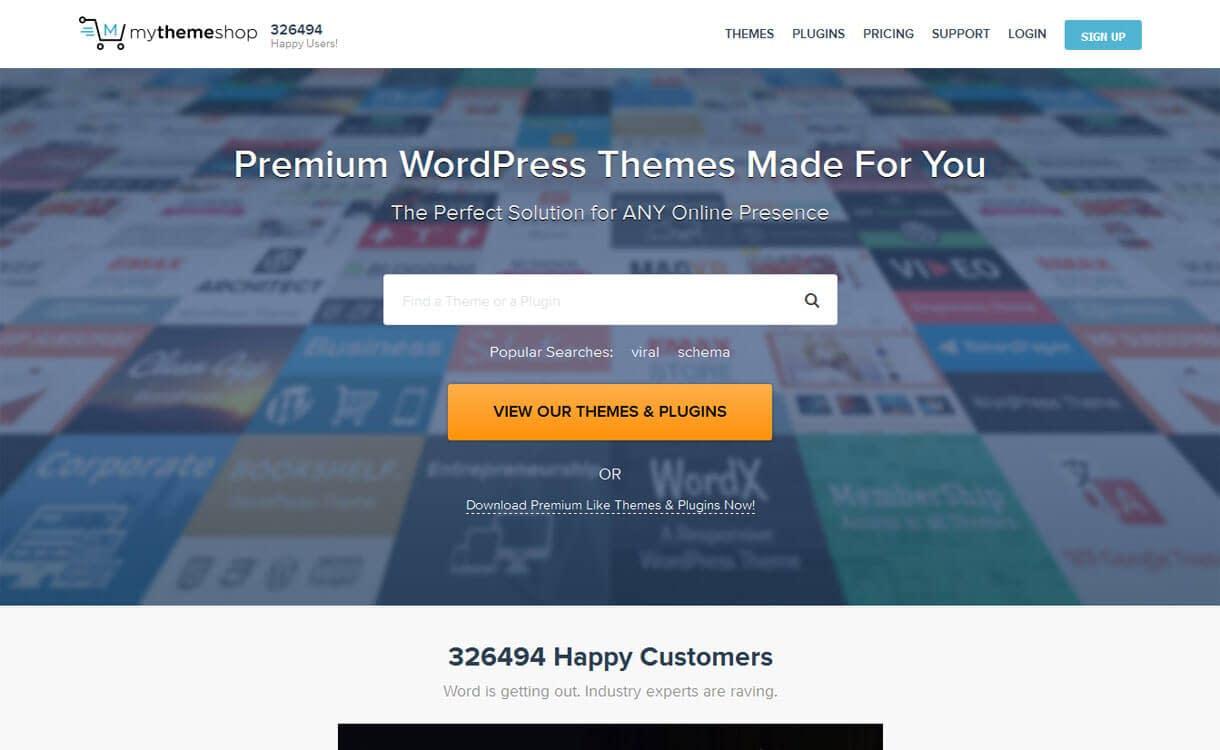 mythemeshop WordPress Black Friday Deals Discounts