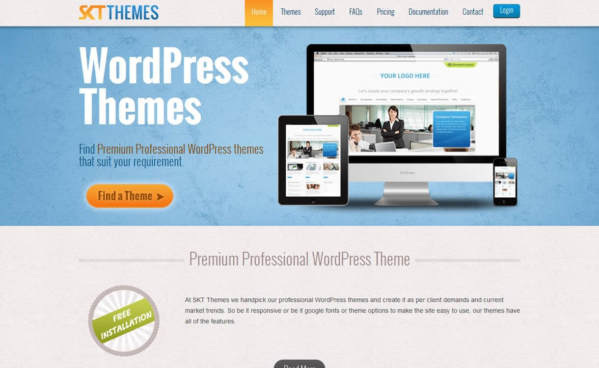 skt-themes WordPress Black Friday Deals Discounts
