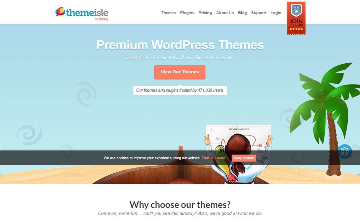 ThemeIsle - WordPress Deals and Discounts for Halloween