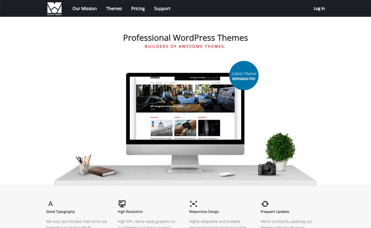 Macho Themes - WordPress Deals and Discounts for Halloween