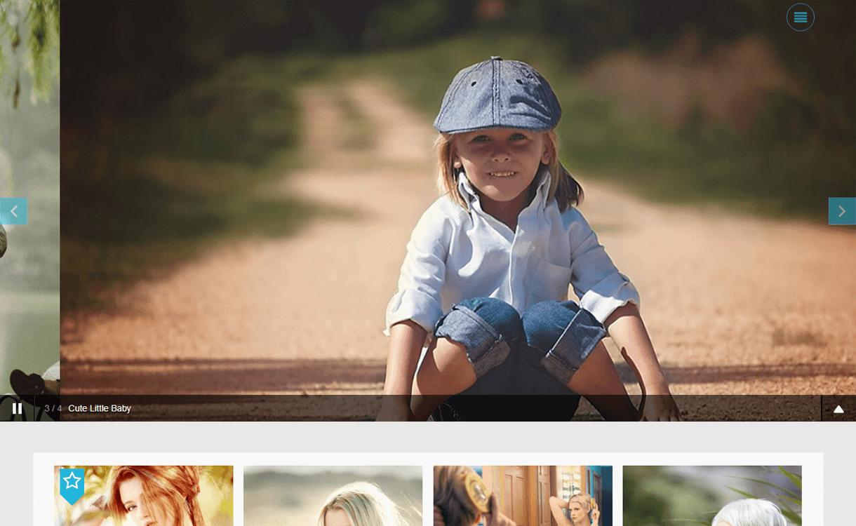 Click-Best Free WordPress Photography Themes