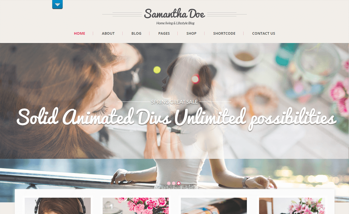 SKT Girlie Lite-Best Free & Premium Real Estate WordPress Themes