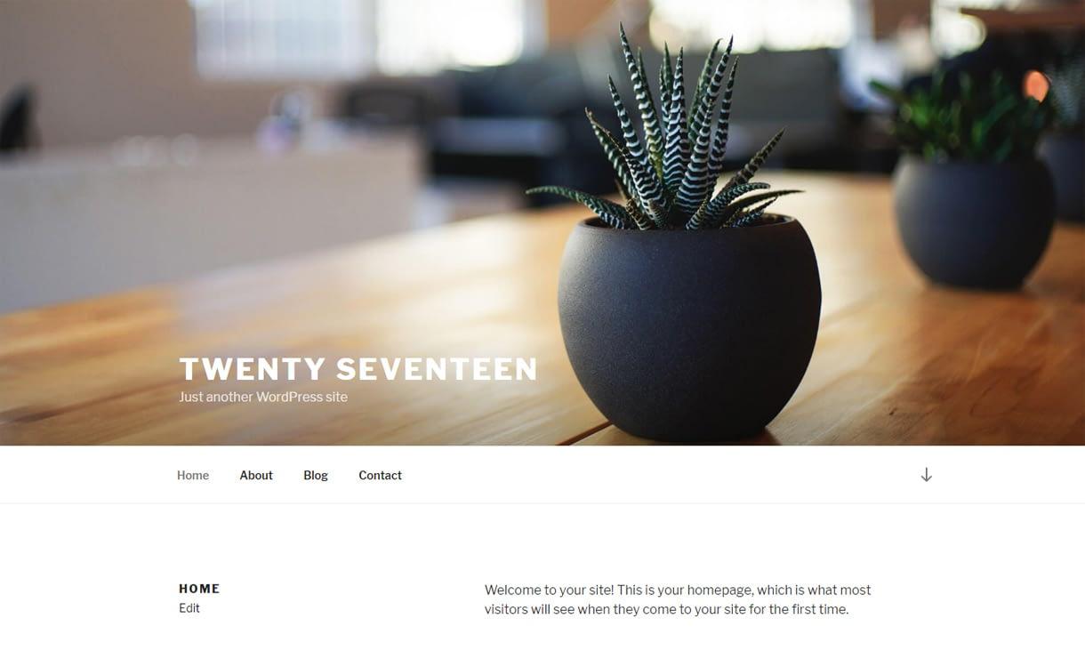 twenty seventeen - What's new features in WordPress 4.7?