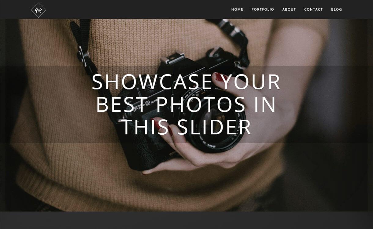 RokoPhoto - 30+ Best Premium WordPress Photography Themes 2019