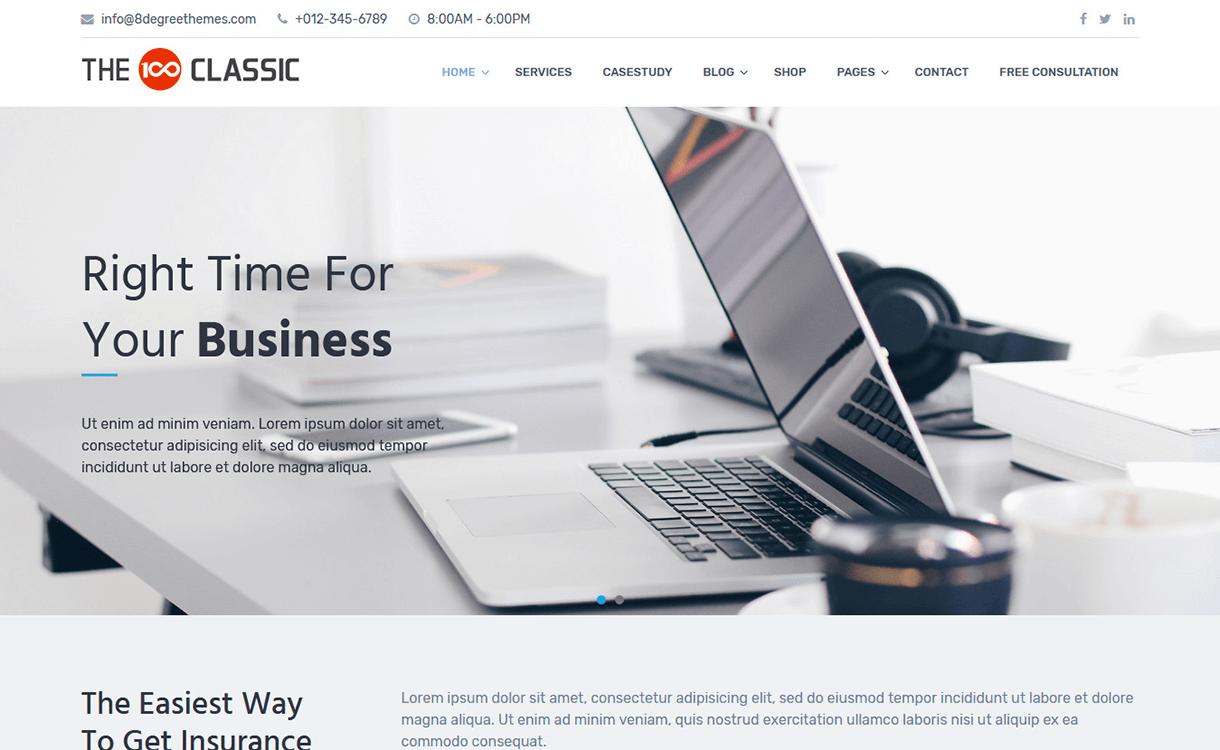 The 100-Free WordPress Portfolio Themes