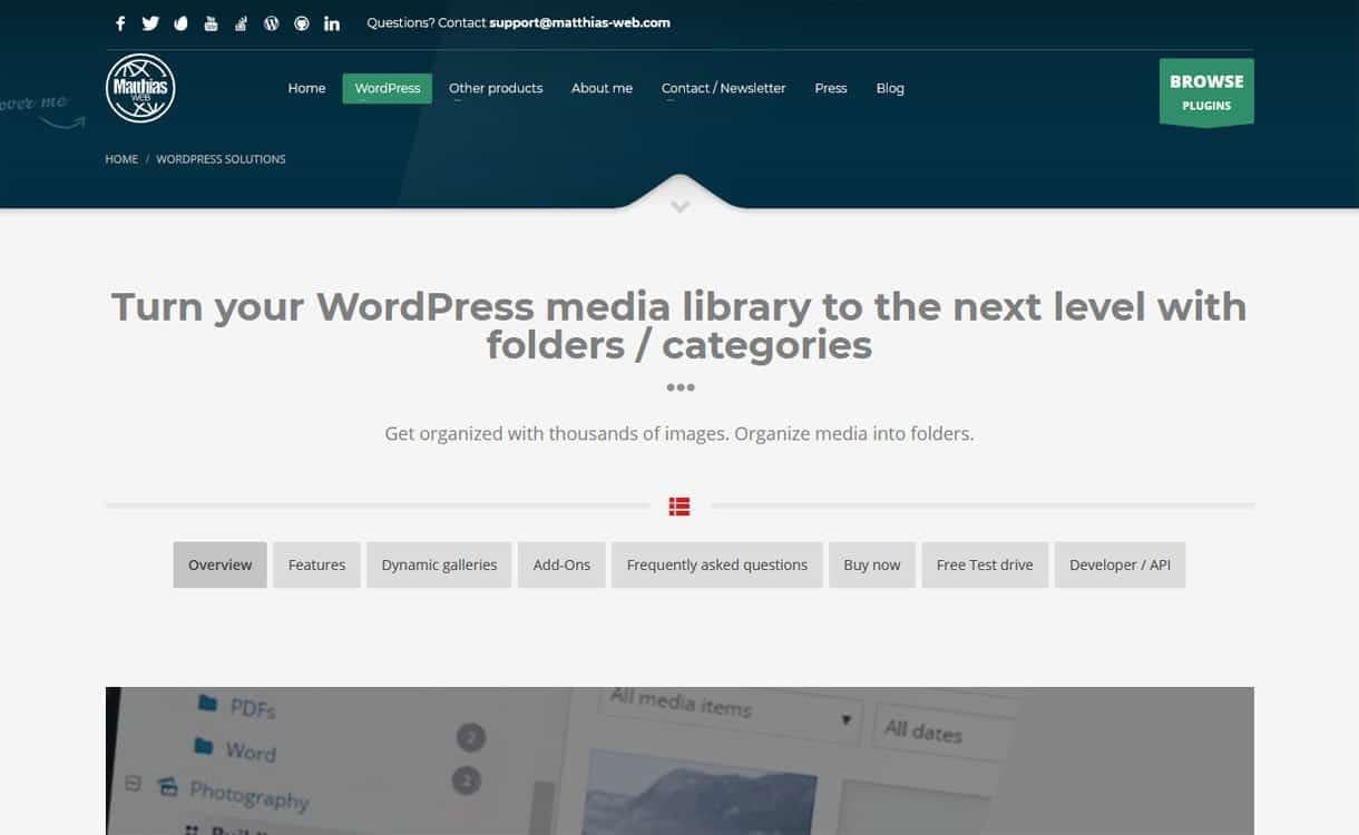 real media library - 5+ Best WordPress Media Manager Plugins