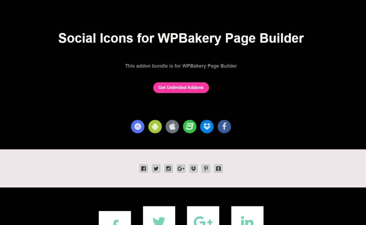 Social Network Icons - WordPress Social Icons Plugins