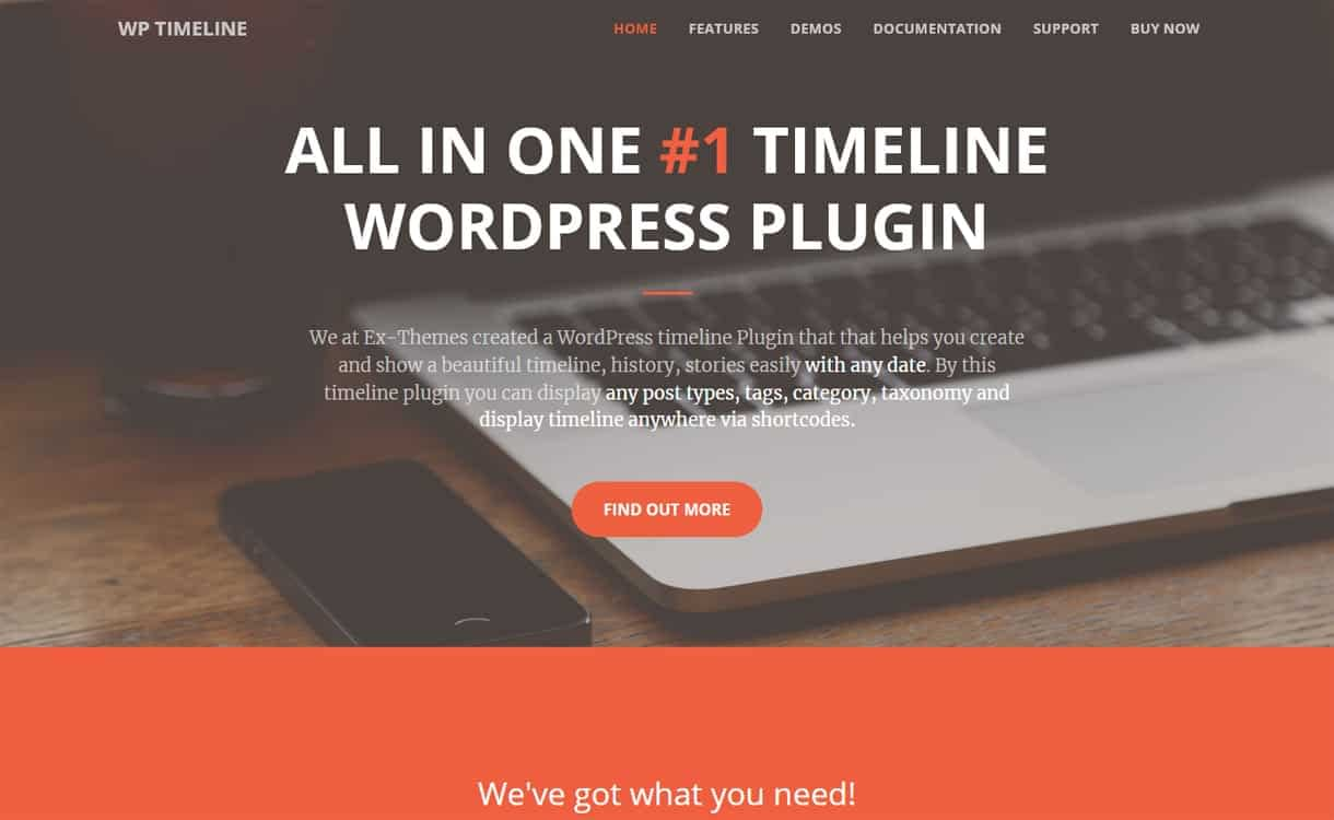 wp timeline - 5+ Best Responsive WordPress Timeline Plugins 2019 (How to Add Beautiful Event Timeline in WordPress)