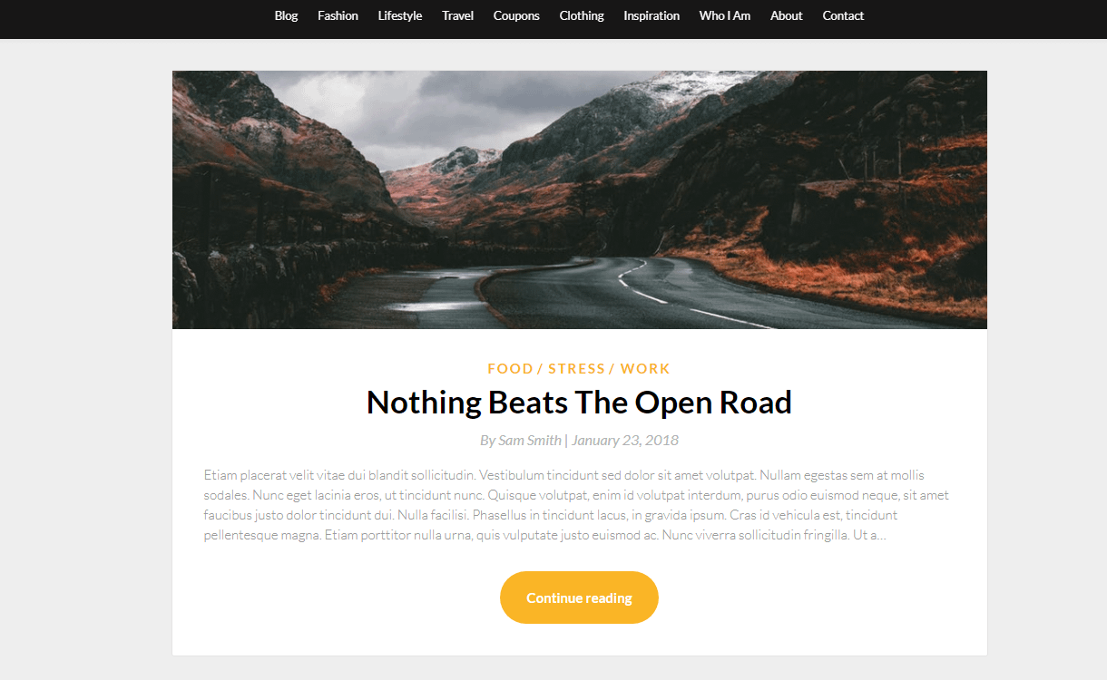 simpleblogily best free wordpress themes august - 25+ Best Free WordPress Themes August 2018